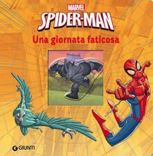 Criticalwinenotav.it Una giornata faticosa. Spider-Man Image