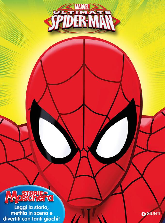 Spider-Man Libro gioca kit