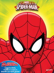 Amatigota.it Storie in maschera. Ultimate Spider-Man. Con gadget Image