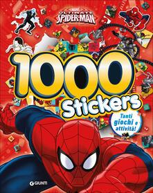 Criticalwinenotav.it 1000 stickers Ultimate Spider-man Image