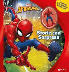 Voluntariadobaleares2014.es Spider-Man storie con sorpresa Image