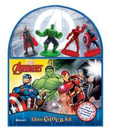Avengers. Libro gioca kit. Ediz. a colori. Con gadget.pdf
