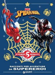Steamcon.it Racconti per avventure da supereroi. Spider-Man Image
