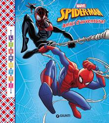 Premioquesti.it Amici d'avventura. Spider-Man. Librotti Image