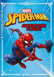 Letterarioprimopiano.it Spider-Man. Avventure flash! Image