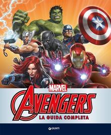 Grandtoureventi.it Avengers. La guida completa. Enciclopedia dei personaggi Image