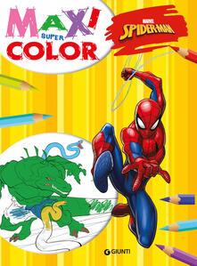 Camfeed.it Spider-Man. Maxi supercolor Image