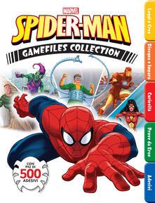 Antondemarirreguera.es Spider-Man. Gamefiles collection. Con adesivi Image