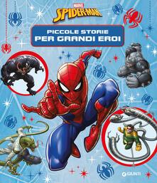 Winniearcher.com Spiderman. Piccole storie per diventare grandi Image