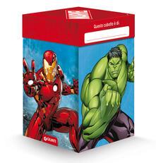 Listadelpopolo.it Avengers. Cubotti Image
