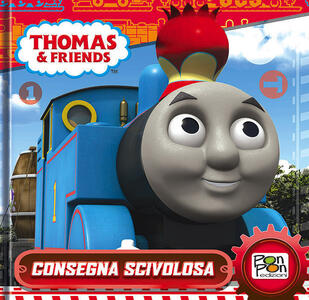 Consegna scivolosa. Thomas & friends