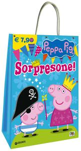 Sorpresone! Shopper bag di Peppa Pig. Ediz. illustrata