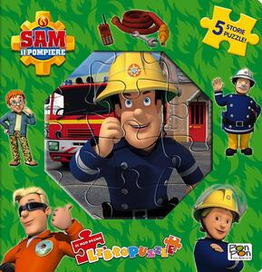 Il mio primo libro puzzle. Sam il pompiere