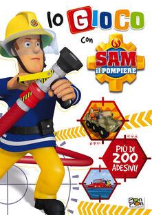 Parcoarenas.it Io gioco con Sam il pompiere. Con adesivi Image