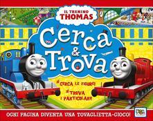 Parcoarenas.it Cerca e trova. Il trenino Thomas. Ediz. a colori Image