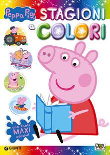Ristorantezintonio.it Stagioni a colori. Peppa Pig Image