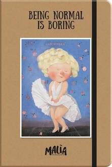 Warholgenova.it Marylin. Memory book Image