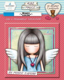 Vitalitart.it Mondo d'amore. Albo magico Gorjuss. Con gadget Image