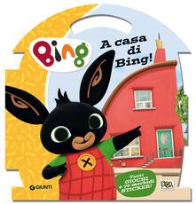 A casa di Bing! Bing. Con adesivi. Ediz. illustrata.pdf