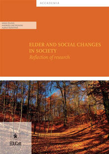 Elder and Social Changes in Society