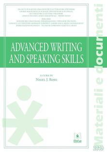 Advanced writing & speaking skills