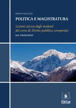 Politica e magistratura