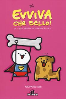 Osteriacasadimare.it Evviva che bello! Un libro grosso di fumetti piccoli. Raccolta 2018 Image