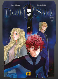 Filmarelalterita.it Death Shield.. Ediz. variant Image