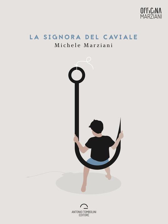 La signora del caviale - Michele Marziani - copertina