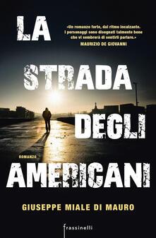 Antondemarirreguera.es La strada degli americani Image