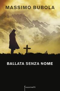 Ballata senza nome - Massimo Bubola - copertina