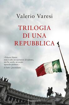 Chievoveronavalpo.it Trilogia di una Repubblica: La sentenza-Il rivoluzionario-Lo stato di ebbrezza Image