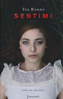 Sentimi - Tea Ranno - copertina