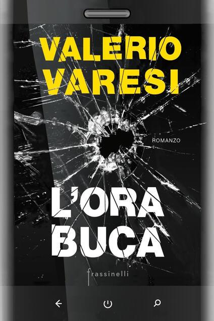 L' ora buca - Valerio Varesi - copertina