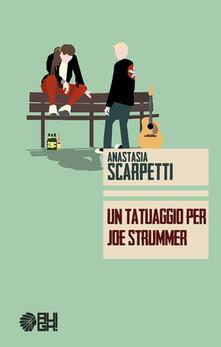 Letterarioprimopiano.it Un tatuaggio per Joe Strummer Image