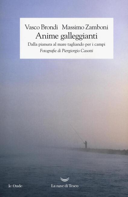 Anime galleggianti. Dalla pianura al mare tagliando per i campi - Vasco Brondi,Massimo Zamboni - copertina