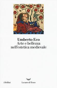 Arte e bellezza nell'estetica medievale - Umberto Eco - copertina