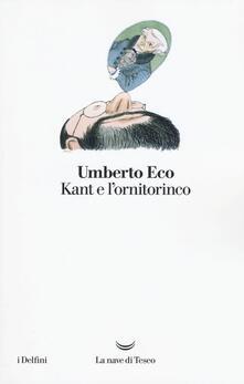 Kant e lornitorinco.pdf