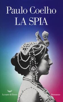 La spia - Paulo Coelho - copertina