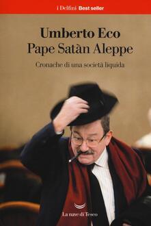 Ipabsantonioabatetrino.it Pape Satàn Aleppe. Cronache di una società liquida Image