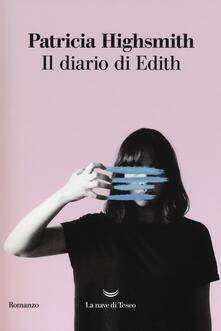 Il diario di Edith - Patricia Highsmith - copertina