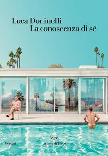 La conoscenza di sé - Luca Doninelli - copertina