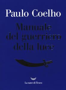 Manuale del guerriero della luce - Paulo Coelho - copertina