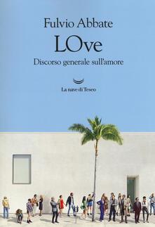 Voluntariadobaleares2014.es LOve. Discorso generale sull'amore Image