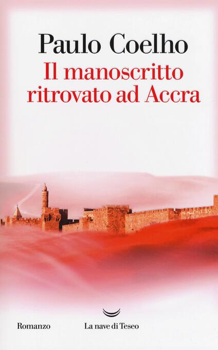 Il manoscritto ritrovato ad Accra - Paulo Coelho - copertina