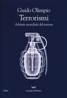 Listadelpopolo.it Terrorismi. Atlante mondiale del terrore Image