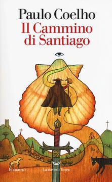 Il cammino di Santiago - Paulo Coelho - copertina