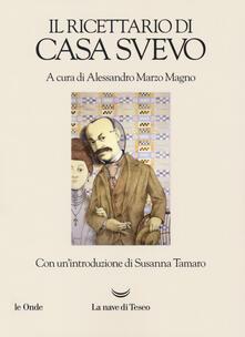 Il ricettario di casa Svevo - copertina