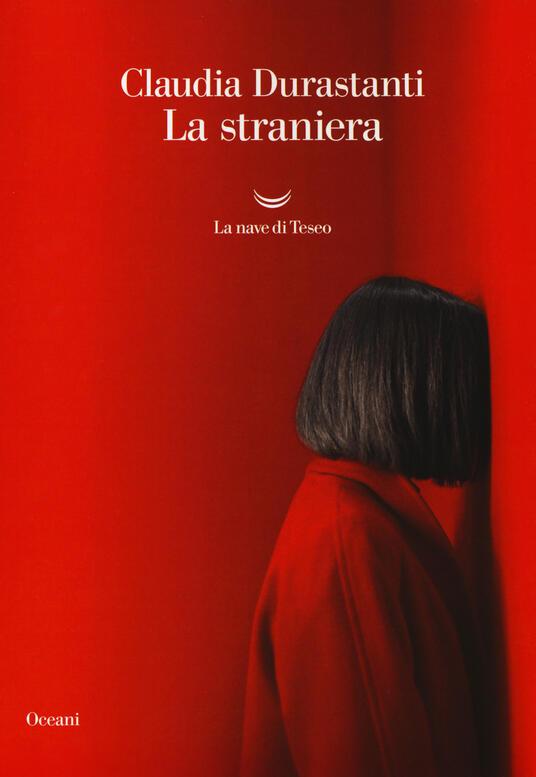 La straniera - Claudia Durastanti - copertina