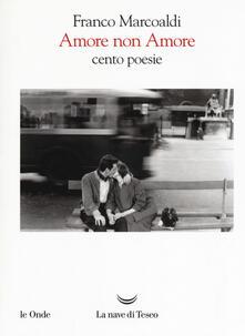Daddyswing.es Amore non Amore. Cento poesie Image